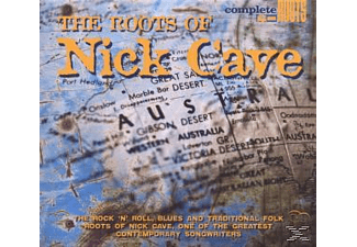 NICK.=TRIBUTE= Cave - Roots Of Nick Cave [CD]