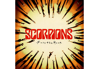 Scorpions - Face The Heat (CD)