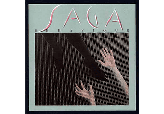 Saga - Behaviour (CD)