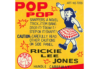 Rickie Lee Jones - Pop Pop (CD)