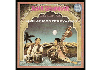 Ravi Shankar - Live At Monterey (CD)