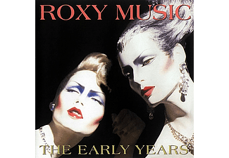 Roxy Music - The Early Years (CD)