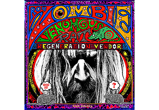 Rob Zombie - Venomous Rat Regeneration Vendor (CD)