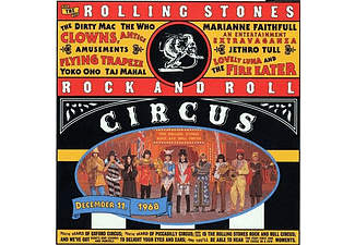 The Rolling Stones - Rock & Roll Circus (DVD)