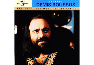 Demis Roussos - The Universal Masters Collection (CD)