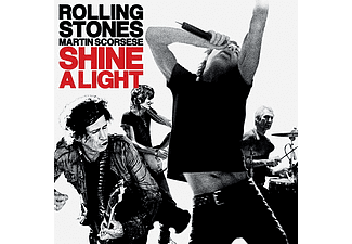 The Rolling Stones - Shine A Light (CD)