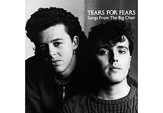 Tears For Fears - Songs From The Big Chair (Deluxe Edition) (CD)