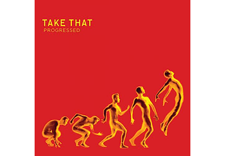 Take That - Progressed (CD)