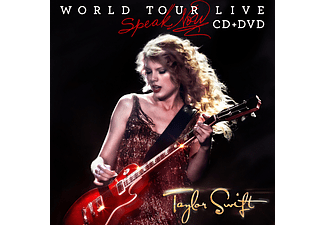 Taylor Swift - Speak Now World Tour Live (CD + DVD)