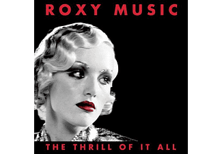 Roxy Music - The Thrill Of It All (DVD)
