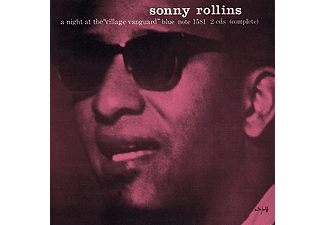 Sonny Rollins - A Night At The Village Vanguar (CD)