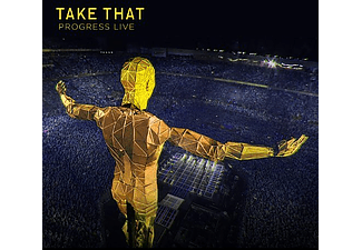 Take That - Progress Live (CD)