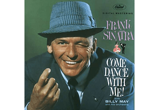 Frank Sinatra - Come Dance With Me (CD)