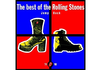 The Rolling Stones - Jump Back - The Best Of 1971 - 1993 (CD)
