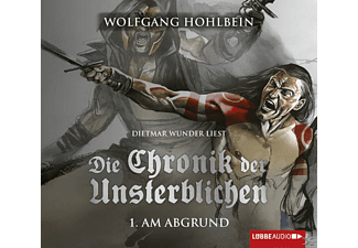Die Chronik der Unsterblichen - Teil 1: Am Abgrund - 4 CD - Science Fiction/Fantasy