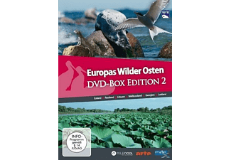 Europas Wilder Osten (DVD-Box Edition 2) - (DVD)