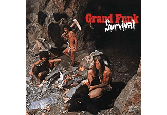 Gr Funk Railroad - Survival [CD]