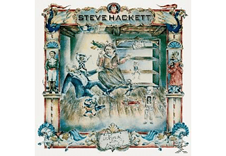 Steve Hackett - Please Dont Touch-Standard - (CD)