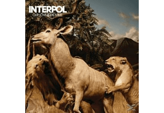 Interpol - Our Love To Admire [CD]