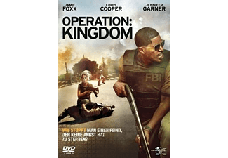 Operation: Kingdom (Steel Edition) - (DVD)