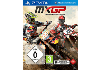 MXGP: The Official Motocross Videogame [PlayStation Vita]