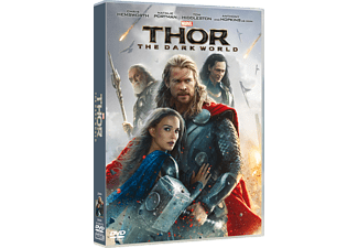 Thor 2: The Dark World Action DVD