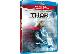 Thor 2: The Dark World Action Blu-ray 3D