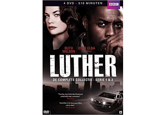 Luther - Serie 1 & 2 | DVD