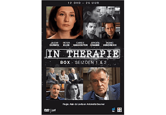 In Therapie - Seizoen 1 & 2 | DVD