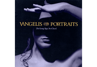 Vangelis - Vangelis-Portraits (So Long Ago, So Clear) (CD)