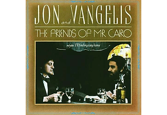 Jon & Vangelis - The Friends Of Mr.Cairo (CD)