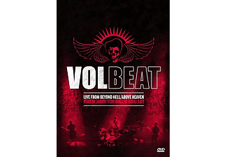 Volbeat - Live From Beyond Hell / Above Heaven (DVD)