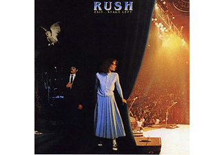 Rush - Exit Stage Left (CD)