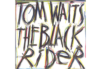 Tom Waits - The Black Rider (CD)