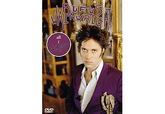 Rufus Wainwright - All I Want (DVD)