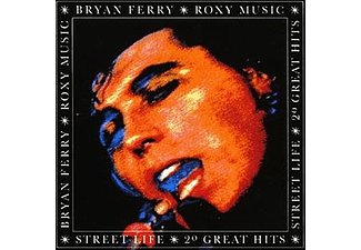 Bryan Ferry - Street Life - 20 Great Hits (CD)