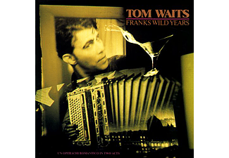 Tom Waits - Frank's Wild Years (CD)