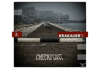 Krakauer's Ancestral Groove - Checkpoint [CD]