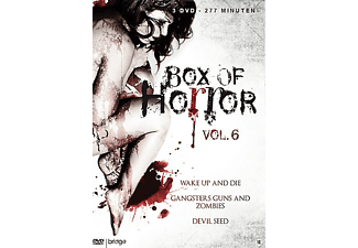 Box Of Horror - Volume 6 | DVD