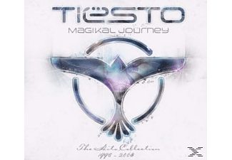 DJ Tiësto - Magikal Journey:The Hit Collection 1998-2008 - (CD)