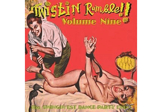Various - Twistin' Rumble Vol.9 [Vinyl]