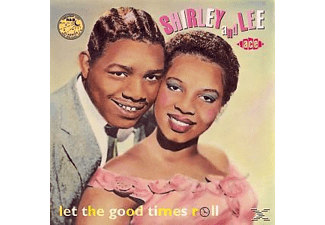 Shirley And Lee, Shirley & Lee - Let The Good Times Roll - (CD)