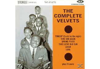 The Velvets - The Complete Velvets - (CD)