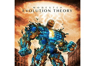 Modestep - Evolution Theory [CD]