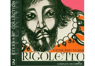 Stakab - Rigoletto (Ga) - (CD)