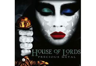 House Of Lords - Precious Metal - (CD)