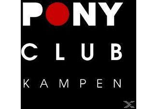 VARIOUS - Pony Club Kampen Vol.1 [CD]