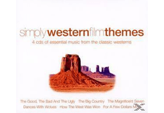 VARIOUS - Simply Western Film Themes - (CD)