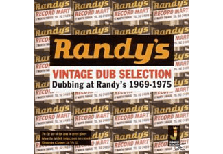 Various - Randy's Vintage Dub Selection-Dubbing At Randy's - (CD)