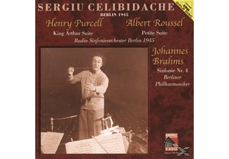 VARIOUS - Celibidache Berlin 1945 - (CD)